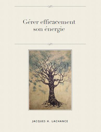 Gerer efficacement son energie